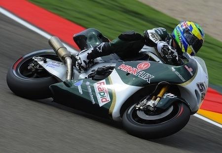 Bering arrive en MotoGP