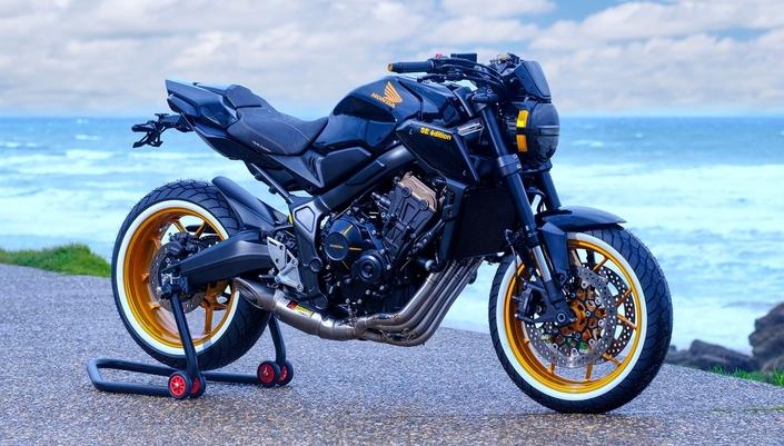 CB650R BMX de Werther, Nice, França