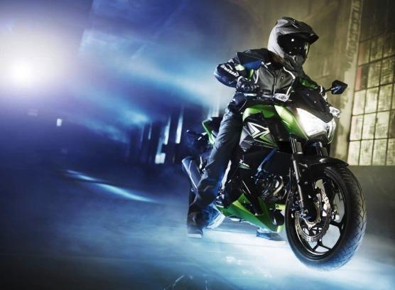 Nouveauté - Kawasaki: une Z 400 pour l'Intermot?