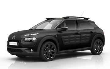 Pour rendre le Cactus un peu plus passe-partout, Citroën a lancé une version monochrome OneTone.