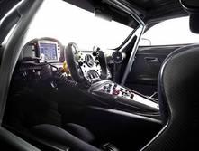 Salon de Genève 2015 - Mercedes-AMG GT GT3