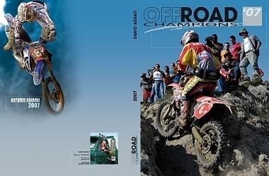 Livre et DVD de l'année 2007 d'enduro pour Noël