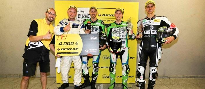 Völpker NRT 48 Schubert Motors gagne l'EWC Dunlop Independent Trophy