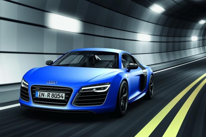 Toutes les nouveautés du Mondial 2012 – Audi R8 restylée : optimisée