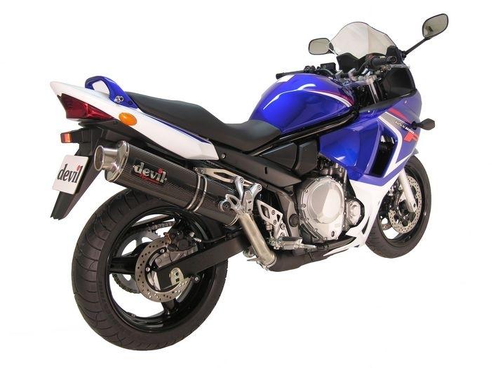 Devil équipe la Suzuki GSX650 F
