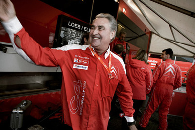 WRC: In bed with Loeb ! Suivez Loeb durant sa campagne galloise