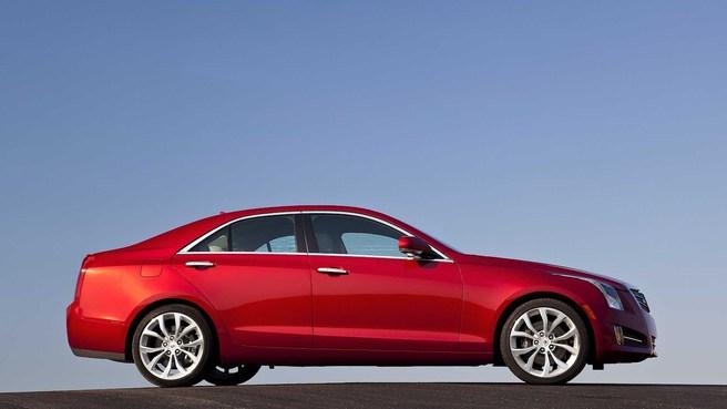 Guide des stands Mondial 2012 : Cadillac compte sur l'ATS