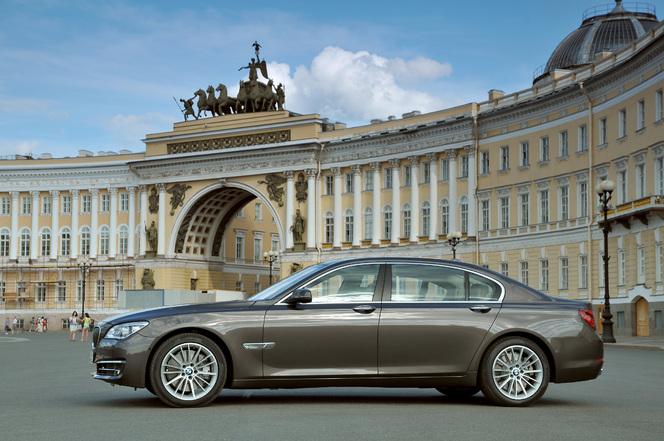 Toutes les nouveautés du Mondial 2012 – BMW Serie 7 restylée : technologique