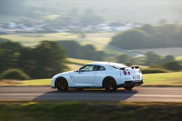 Nissan GT-R: une augmentation de prix de… 11€!