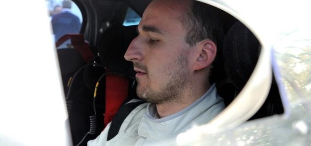 WRC 2014 - M-Sport avec Kubica, Hirvonen et Evans!
