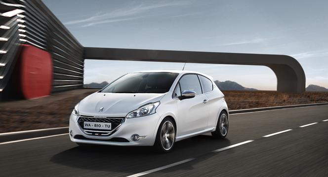 Toutes les nouveautés du Mondial 2012 – Peugeot 208 GTi : l'héritière