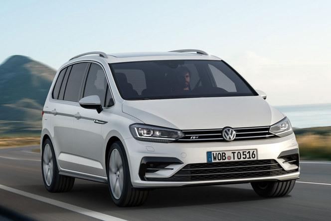 Salon de Genève 2015 - Nouveau VW Touran, le voilà déjà