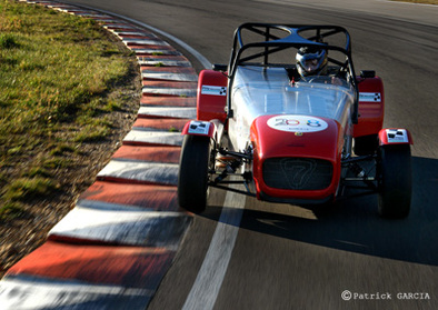 Test Track : Caterham Seven Sigma version Coupe: Greffée du coeur 2/3