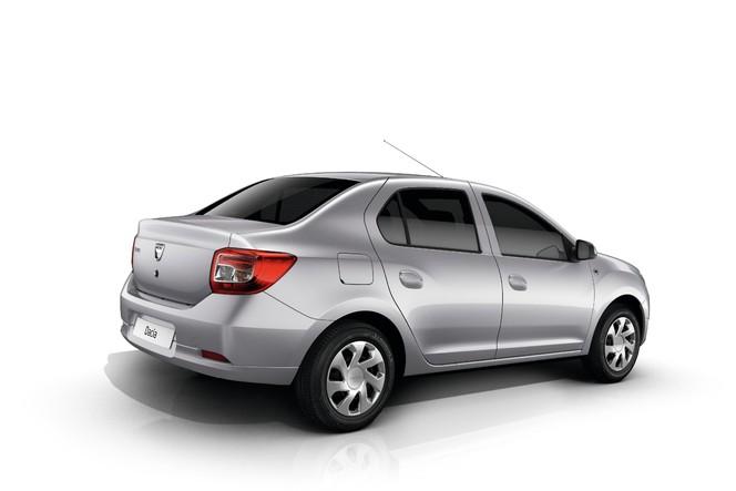 Mondial de Paris 2012 : Dacia Logan et Sandero officielles