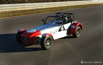 Test Track : Caterham Seven Sigma version Coupe: Greffée du coeur 3/3