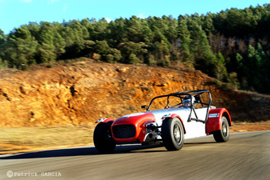 Test Track : Caterham Seven Sigma version Coupe: Greffée du coeur 3/3