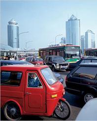 3 millions de véhicules à Pékin !