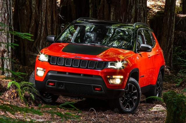 Salon de Los Angeles 2016 : Jeep dévoile le Compass