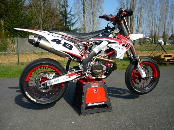 pr pa honda crf450r ultimate par gamma moto vid o. Black Bedroom Furniture Sets. Home Design Ideas