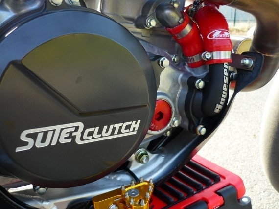 "Prépa: Honda CRF450R ""Ultimate"" par Gamma Moto (vidéo)"