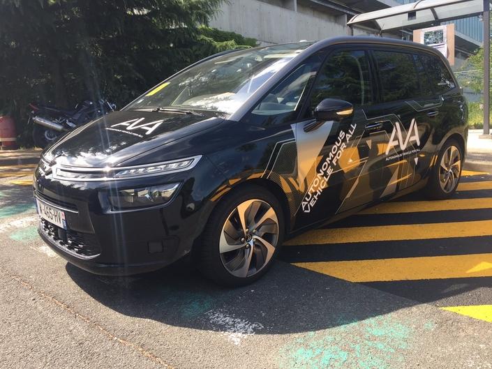 Les prototypes autonomes PSA ont cumulé plus de 125 000 km en deux ans.