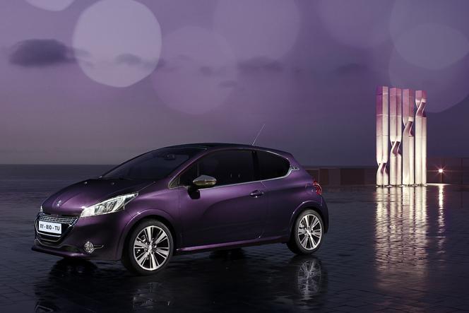 Toutes les nouveautés du Mondial 2012 – Peugeot 208 XY : branchée