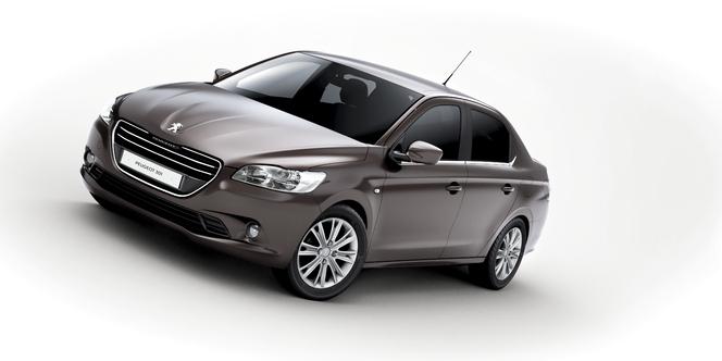 Toutes les nouveautés du Mondial 2012 – Peugeot 301 : internationale