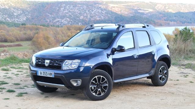 Essai - Dacia Duster dCi 110 ch EDC : que reste-il aux généralistes?