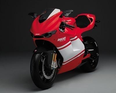Sportive - Ducati Desmo RR: Y'en a plus !