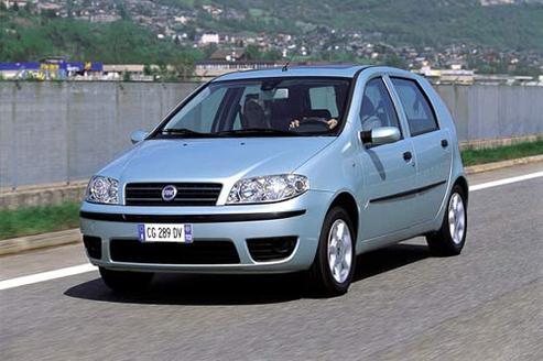 Essai - Fiat Punto : remise à jour
