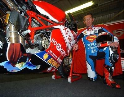"""Superbike - Bayliss: """"Je vais peut être faire ma dernière saison"""""""