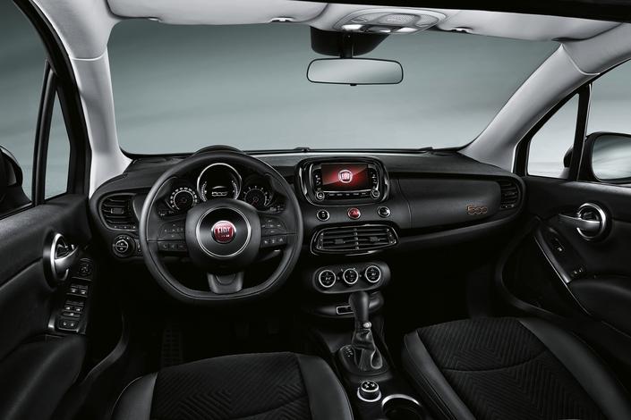 Fiat : série spéciale 500X S-Design