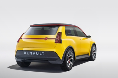 The electric R5 will be displayed from € 20,000, without bonus.
