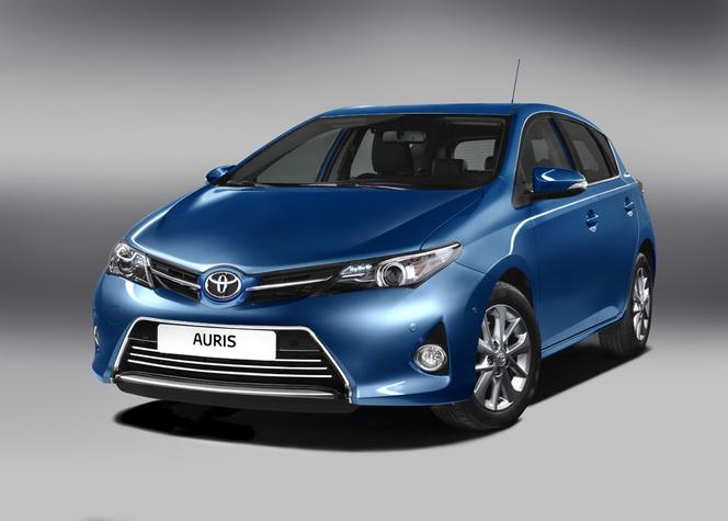 Toutes les nouveautés du Mondial 2012 – Toyota Auris 2 : moderne