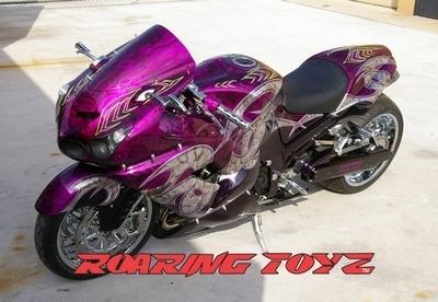 Préparations : Quatre Kawasaki ZZR 1400 by Roaring Toyz