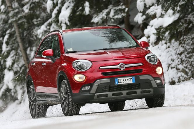 Salon de Genève 2015 - une boîte double embrayage pour le Fiat 500X