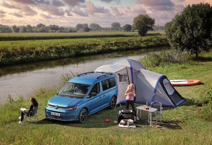 Dès 2022, il sera possible d'accoler une tente additionnelle (accessoire) pour prolonger l'expérience.