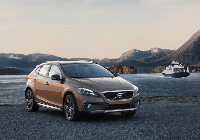 Toutes les nouveautés du Mondial 2012 – Volvo V40 Cross Country : baroudeur