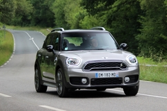 Essai - Mini Countryman S E : courant alternatif