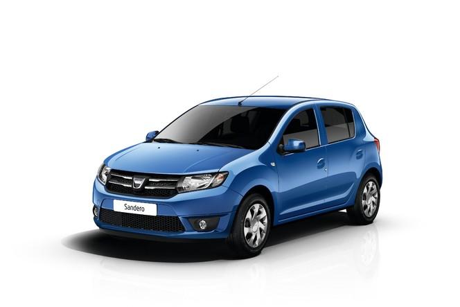 Toutes les nouveautés du Mondial 2012 - Dacia Logan et Sandero : sexy