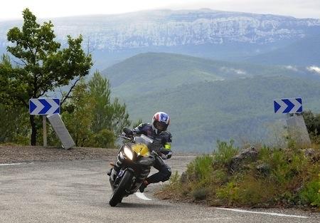 Dark Dog Moto Tour 2013, round 7 : Bouan en tête au pied du Mont Faron