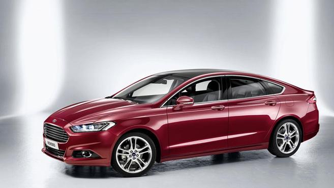 Toutes les nouveautés du Mondial 2012 - Ford Mondeo : internationale