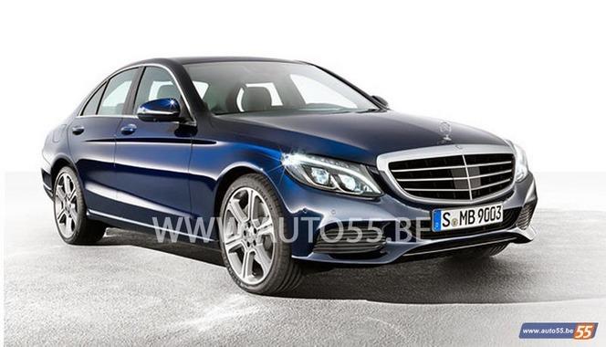 La nouvelle Mercedes Classe C se dévoile avant l'heure (ajout photos)