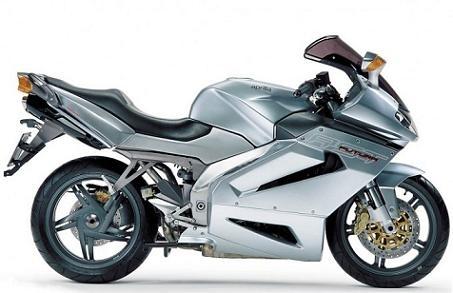 10 ans déjà : L'Aprilia RST 1000 Futura