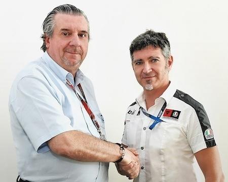 Dainese, partenaire de la FIM jusqu'en 2018