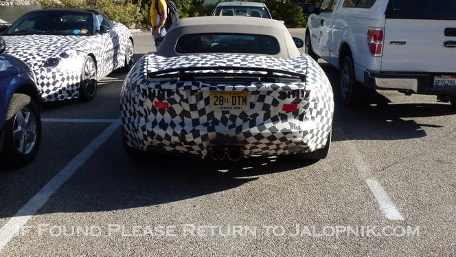 Mondial 2012 : 495 ch pour la Jaguar F-Type V8