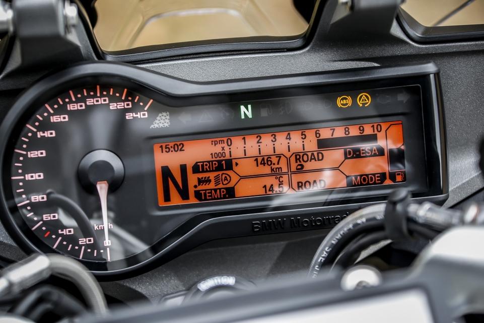 Essai BMW R1200 RS: quand une lettre change tout