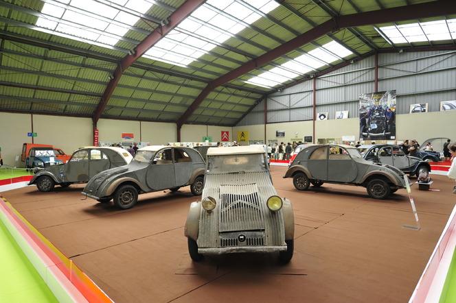 7000 voitures à la 19e rencontre mondiale des amis de la 2CV