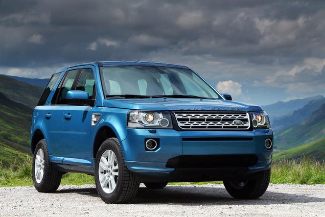 Toutes les nouveautés du Mondial 2012 - Land Rover Freelander restylé : limité