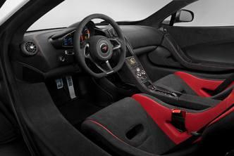 Salon de Genève 2015 - McLaren 675 LT, la plus rapide des Super Series